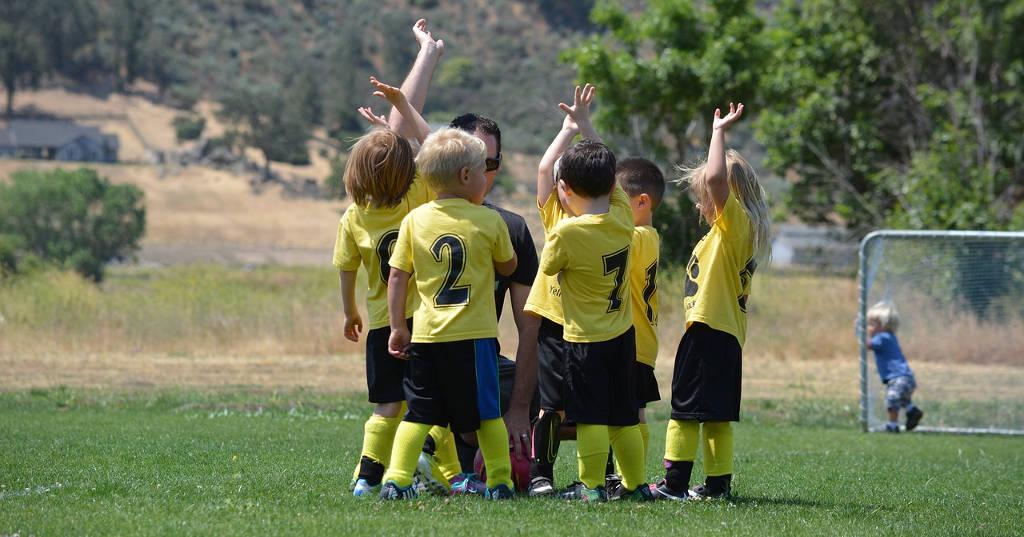 Раз-два-три… или какъв спорт да изберем за детето си