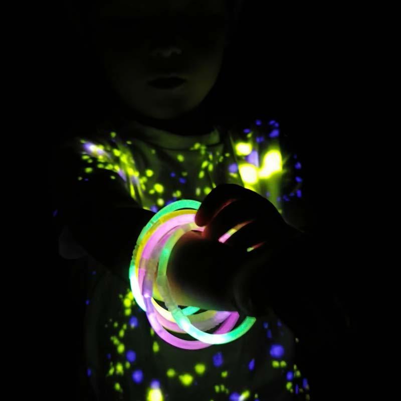 Флуоресцентно парти
