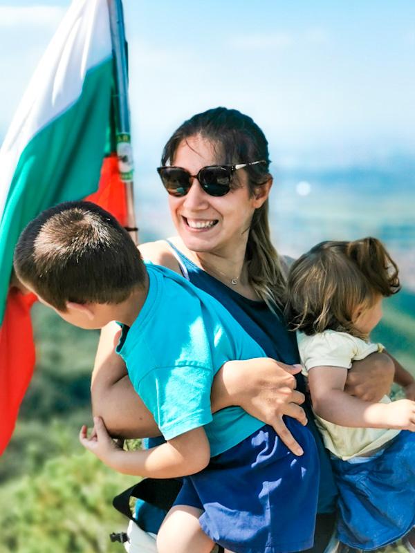 До връх Половрак с две малки деца. Какво всъщност научих?